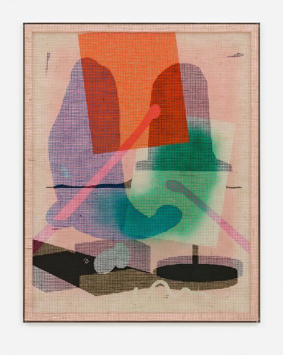 Desire Painting: The Gonda tree Monti by David Renggli