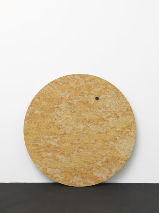 Transit Stone  by Simon Starling