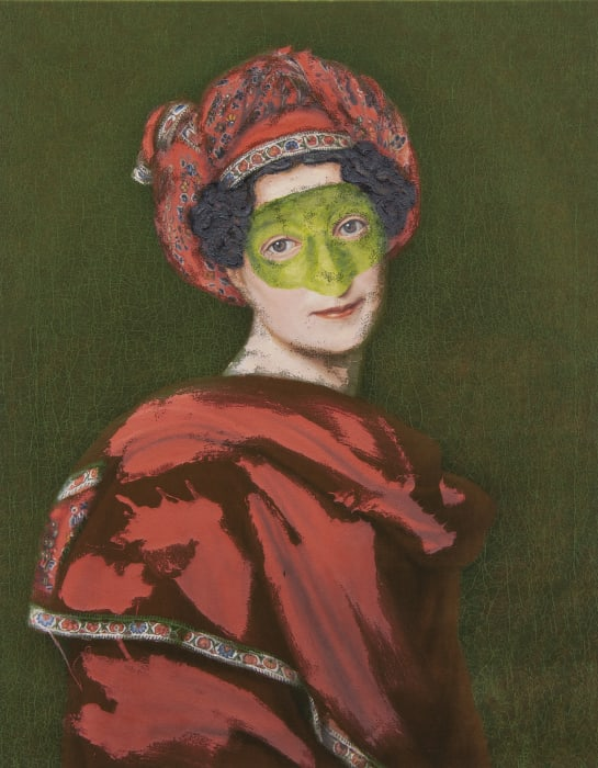 Untitled (Therese Alexandra Freifrau von Tettenborn) by Piotr Uklański