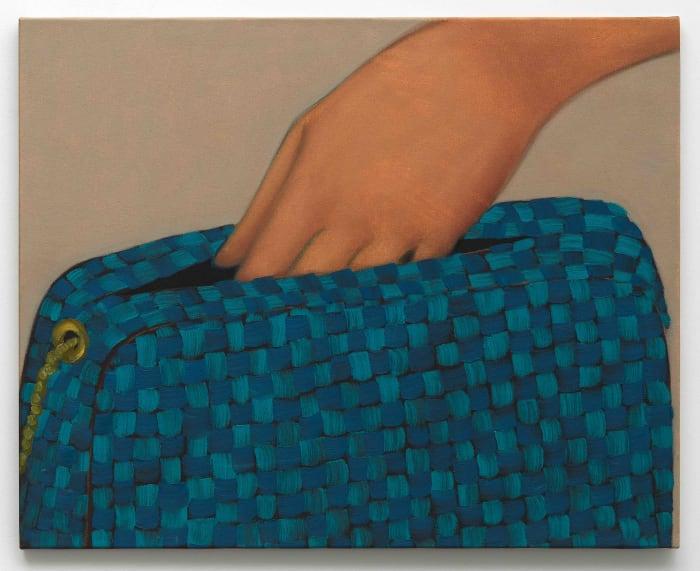 Handbag by Henni Alftan