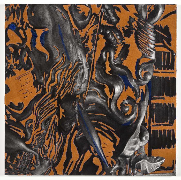 Deciphering the Artist's Mind: (Studio Laura Lima) by Berend Strik