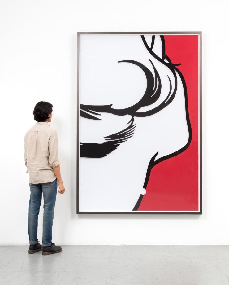 Untitled (Cold Shoulder) IV by Jose Dávila