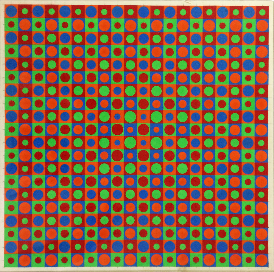 Untitled 535 by Francisco Sobrino