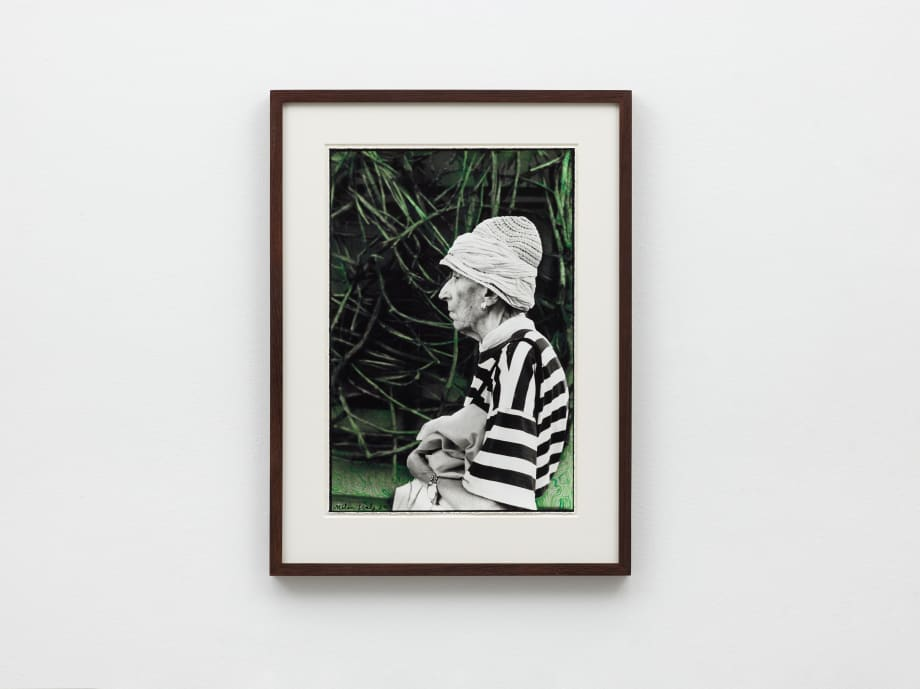 Milan Italy 2017 (Profile woman) by Ed Templeton