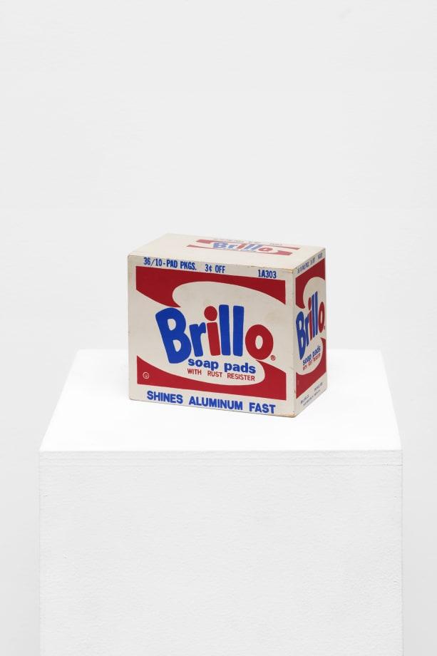 Andy Warhol, Brillo Box, 1964 by Richard Pettibone