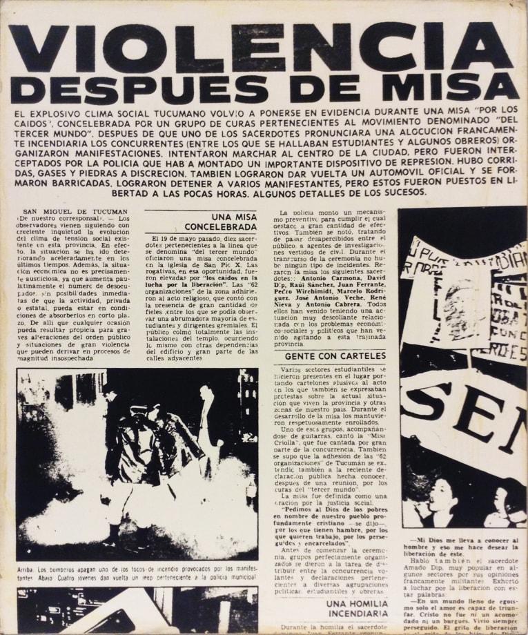 Violencia by Juan Carlos Romero