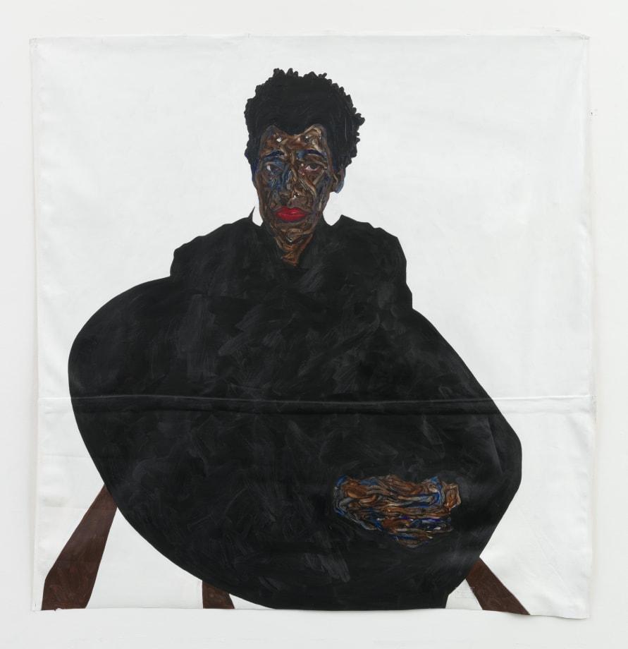 Lorraine O' Grady by Amoako Boafo