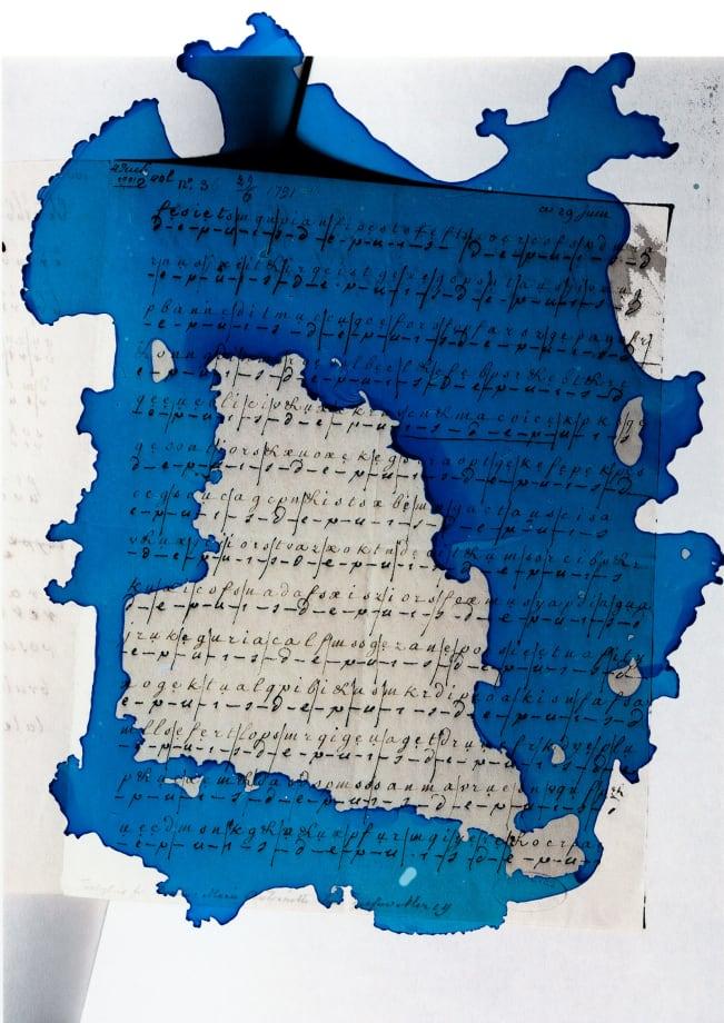 Code / Blue by Viviane Sassen
