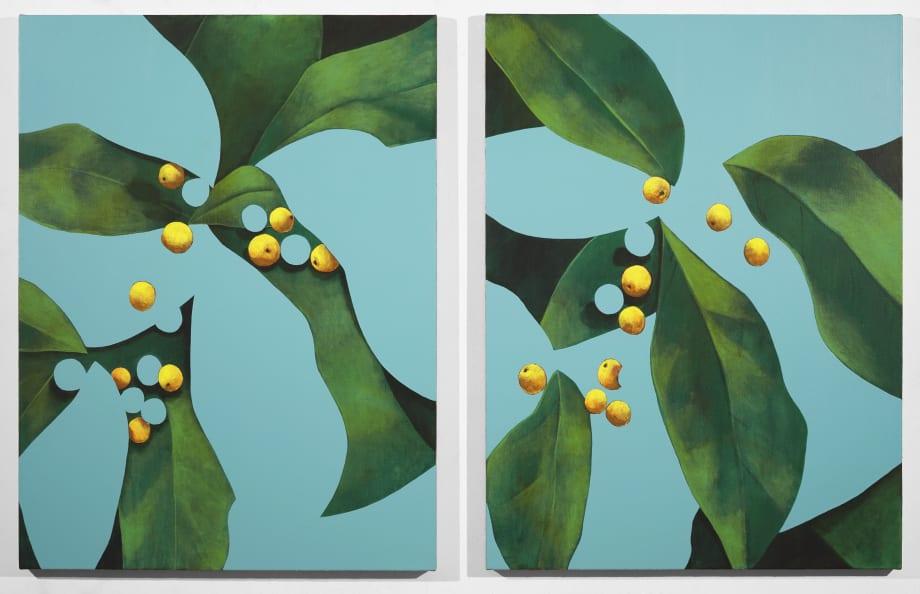 Untitled (Pair) by Ryan Mrozowski