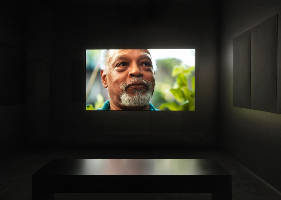 Ishmael in the Garden: A Portrait of Ishmael Houston-Jones by Adam Pendleton