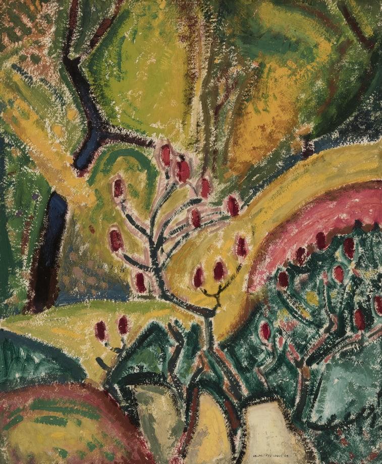 Flowering Tree by Alfred Maurer