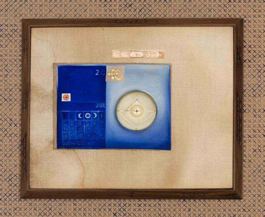 Calendario/Calendar by Patricia Fernández