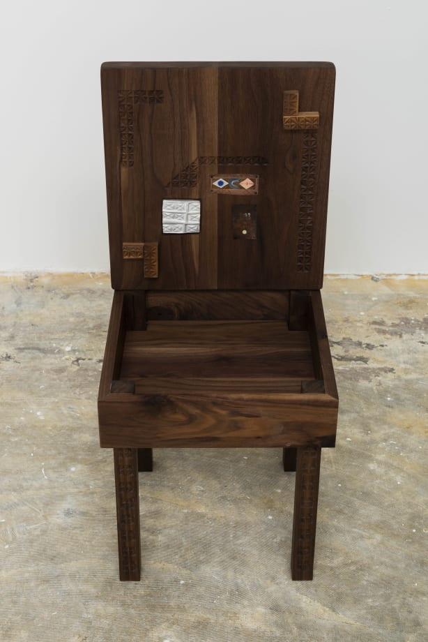 Chair 1 by Patricia Fernández