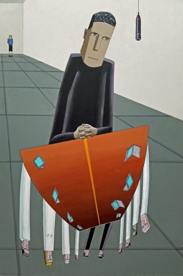 Pause by Mernet Larsen