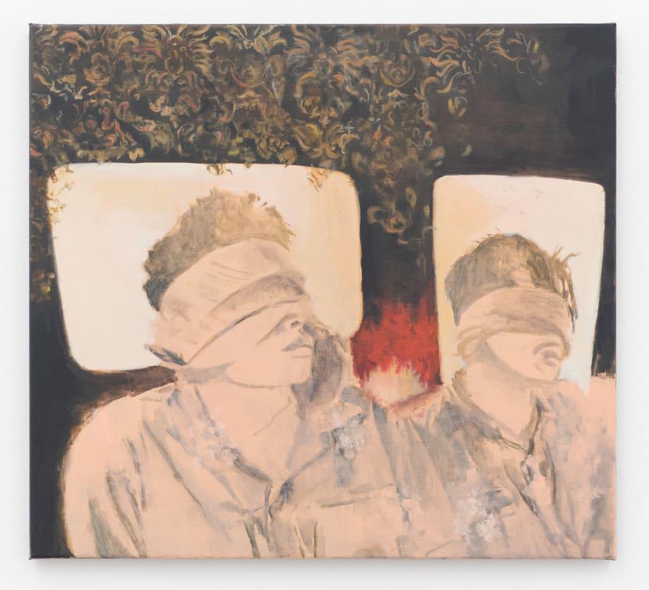 Doppelporträt (Double Portrait) by Uwe Wittwer