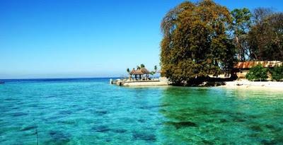 Pulau Sangiang Yang Indah