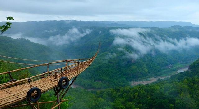 wisata alam di Jogja terbaru 2019