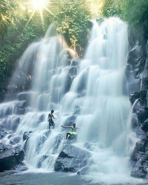 Air Terjun Kato Lampo Tempat Wisata di Bali Selain Pantai