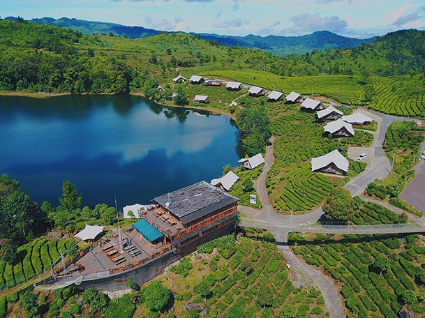 Wisata alam di Bandung untuk Anak