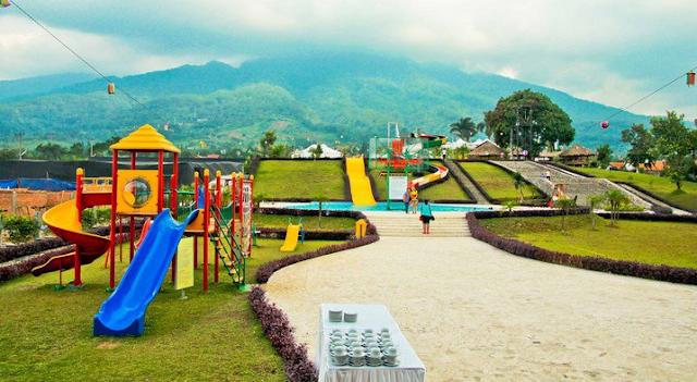 Tempat wisata alam di Bandung Instagramable