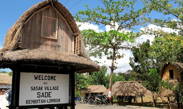 Menjelajah budaya wisata lombok