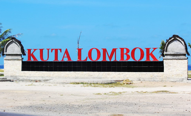 Pantai Kuta adalah salah satu Tempat wisata Lombok