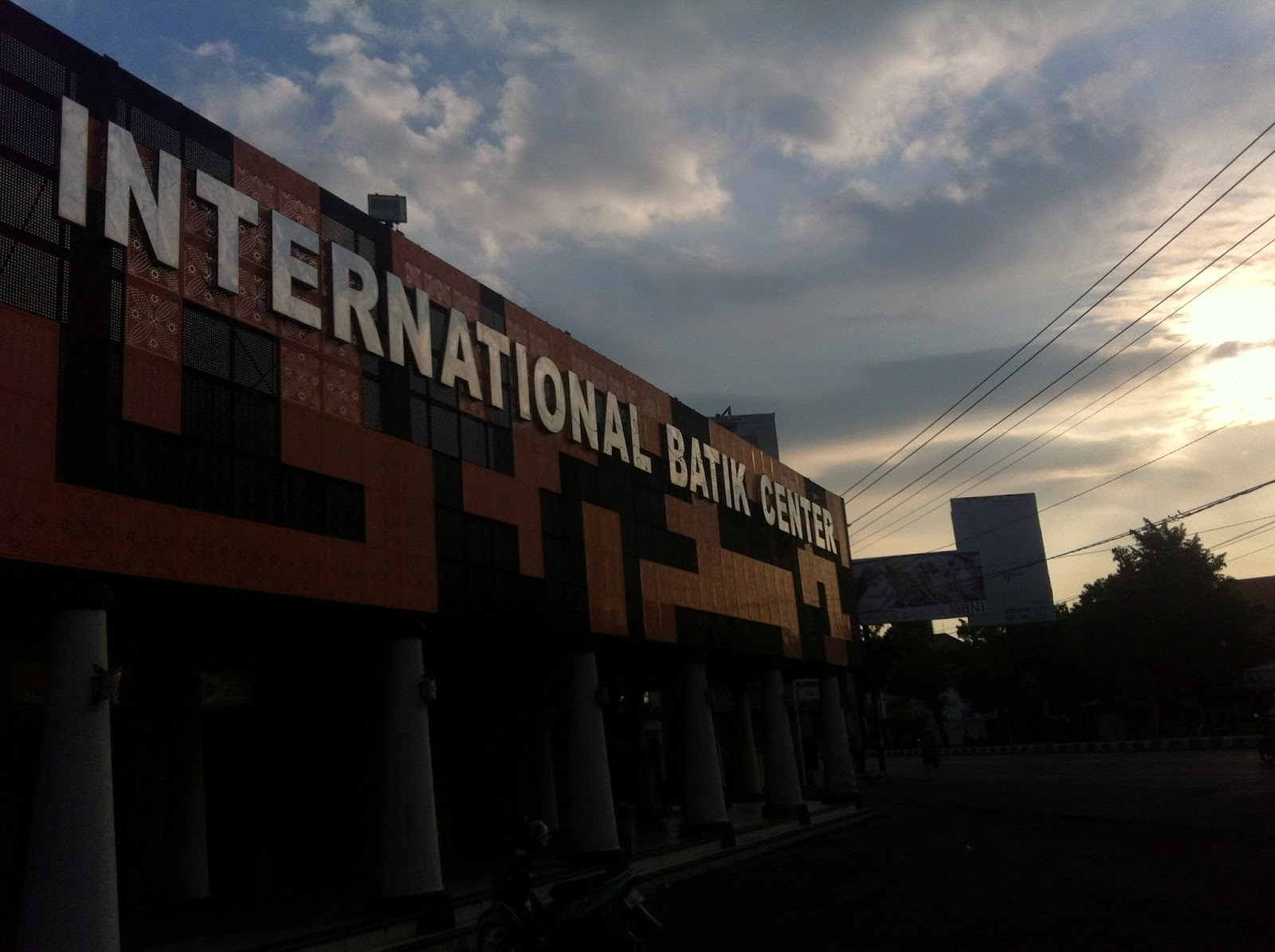 International Bank Center Pekalongan