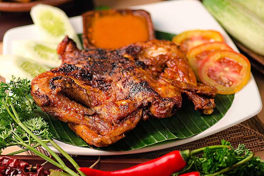 Ayam Taliwangan Makanan Khas Dari Lombok