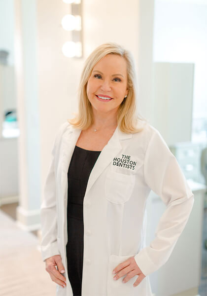 Dr. Kathy Frazar one of the best dentist in houston