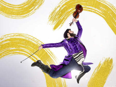Broadway Dance Master Class: Fiddler on the Roof