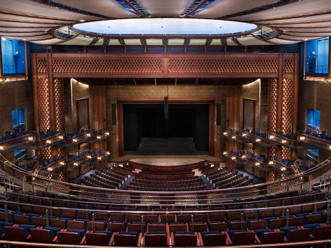 Fresh Walt Disney Theater Orlando Seating Chart