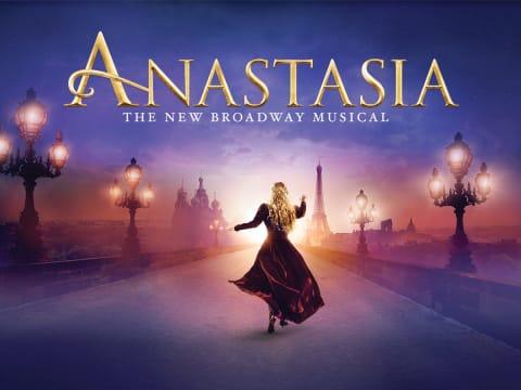 Broadway Master Class: Anastasia