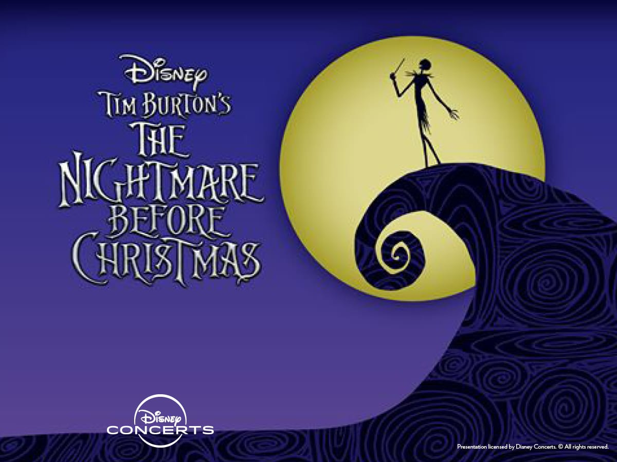 tim burtons the nightmare before christmas dr phillips center for the performing arts - Tim Burtons The Nightmare Before Christmas