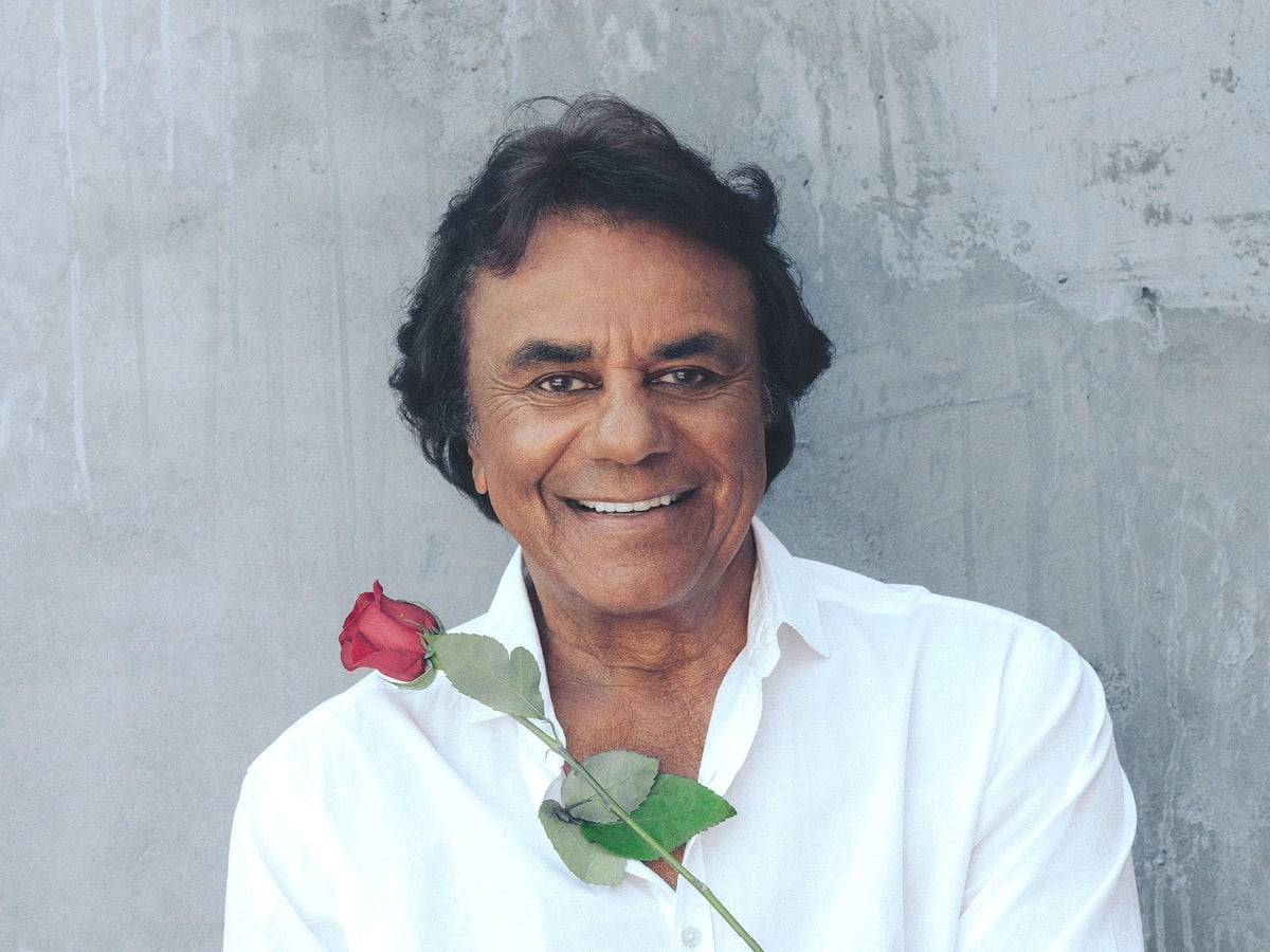 Johnny Mathis | Dr. Phillips Center for the Performing Arts