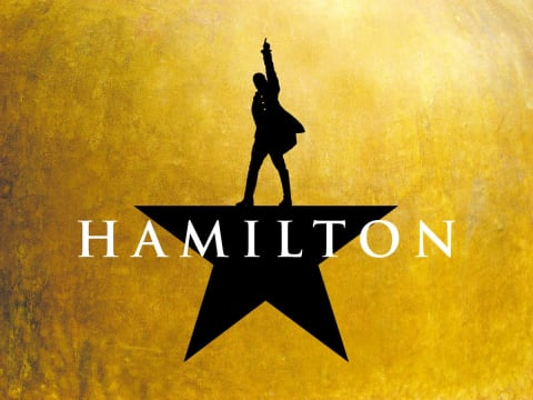 Hamilton Broadway show downtown Orlando