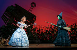 Wicked returns to Orlando for the FAIRWINDS Broadway in Orlando 20/21 season.