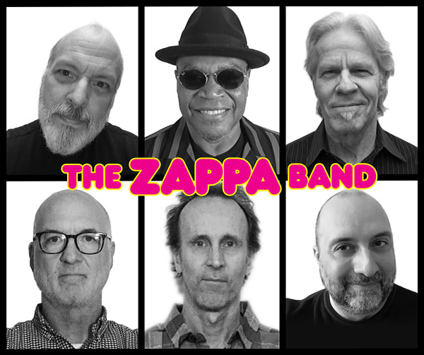 Live concert Dr. Phillips Center Zappa Band with King Crimson