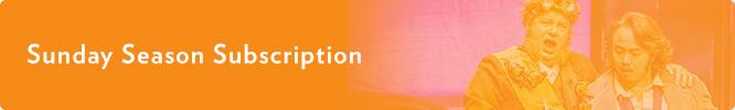 Opera Orlando 2020-21 season subscription Sunday package
