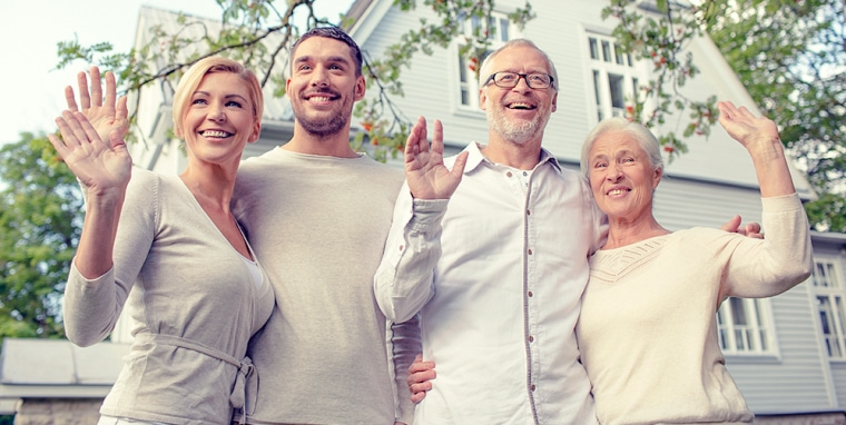 Rules for Getting Along With Your In-Laws