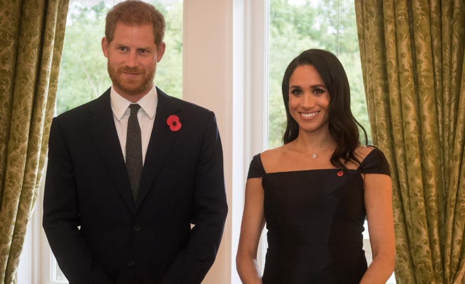 Принц Гарри и Меган Маркл сменят фамилии — СМИ