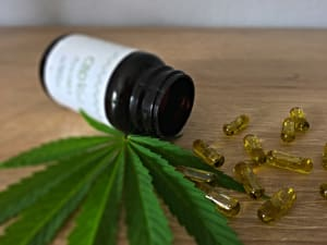marijuana thc pills medicine