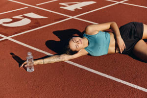 narcoleptic runner sleep workout