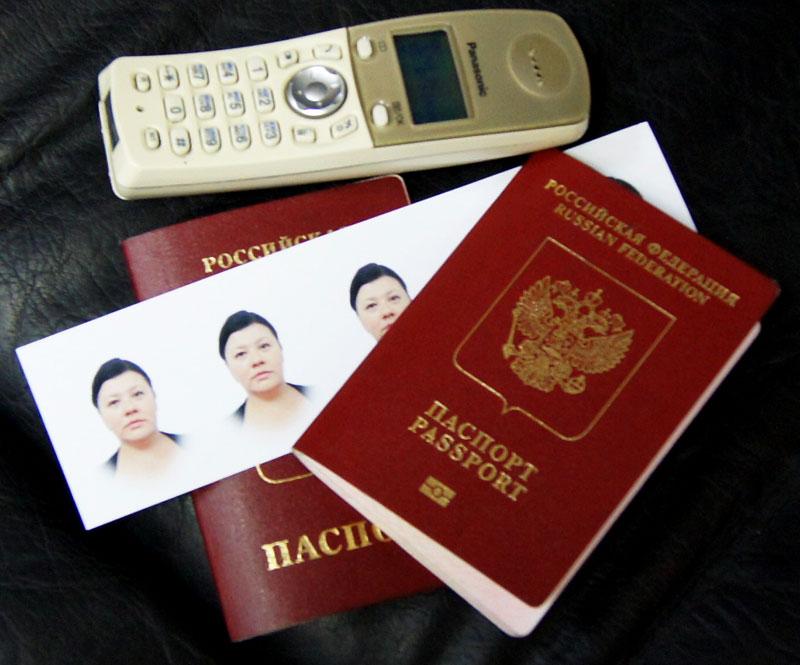Копия паспорта при подаче заявления о выдаче загранпаспорта