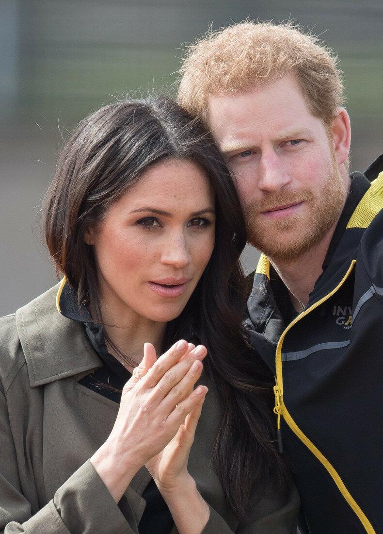 Меган Маркл и принц Гарри решили переехать из США  в Австралию