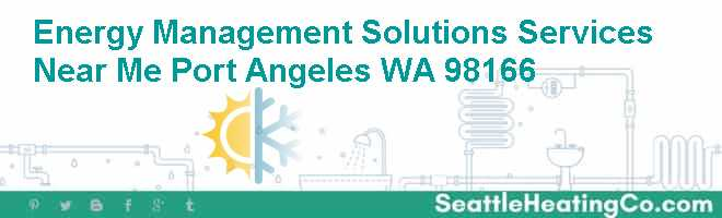 Energy Management Solutions Services Near Me Port Angeles WA 98166