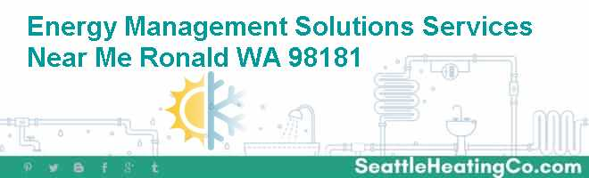 Energy Management Solutions Services Near Me Ronald WA 98181