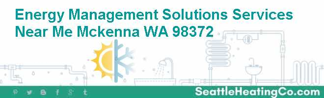 Energy Management Solutions Services Near Me Mckenna WA 98372