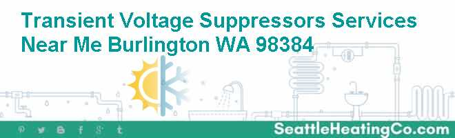 Transient Voltage Suppressors Services Near Me Burlington WA 98384