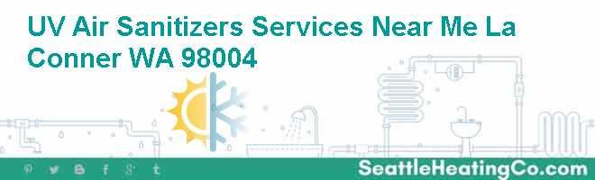 UV Air Sanitizers Services Near Me La Conner WA 98004