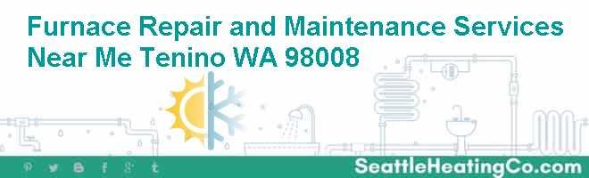 Furnace Repair and Maintenance Services Near Me Tenino WA 98008